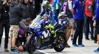 """Valentino Rossi: """"En Phillip Island es difícil encontrar el equilibrio"""""""