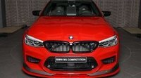BMW M5 Competition estrena kit de AC Schnitzer