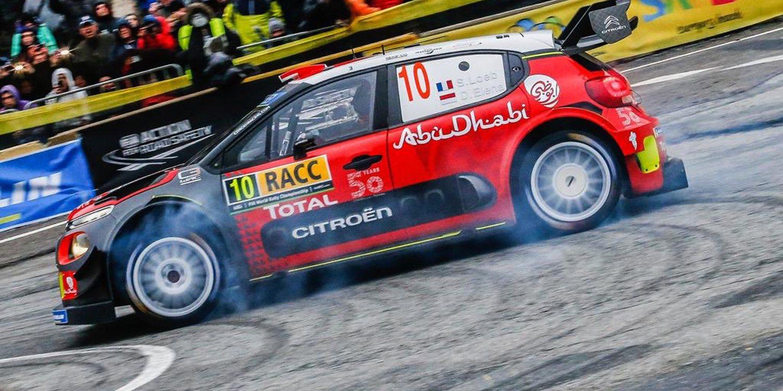 Sébastien Loeb se reencuentra con la victoria; Ogier, nuevo líder del Mundial