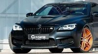 G-Power sintoniza el BMW M6