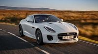 Celebra con el Jaguar F-Type Chequered Flag