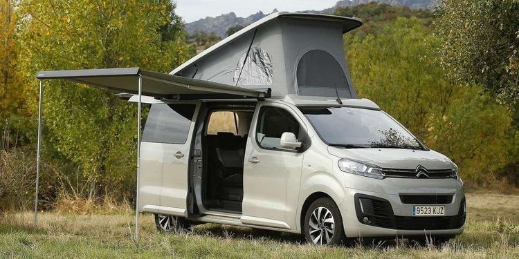 Nuevo Citroën SpaceTourer de Tinkervan