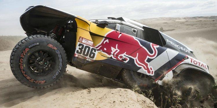 Sébastien Loeb estará en el Dakar 2019