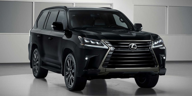 Lexus presenta el LX Inspiration 2019
