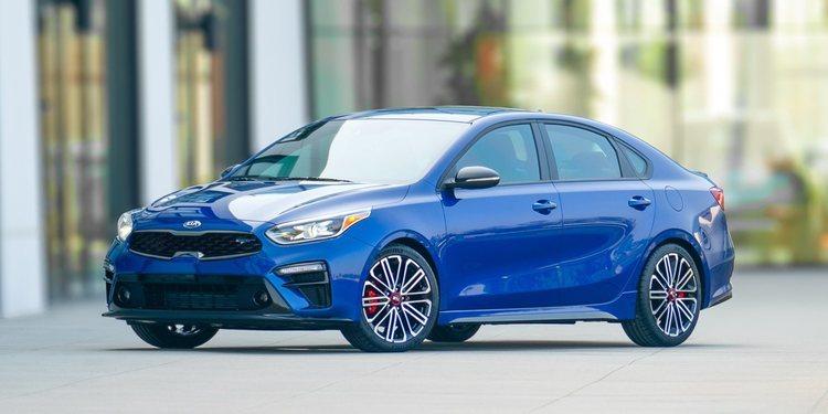 El nuevo Kia Forte se une a la familia GT