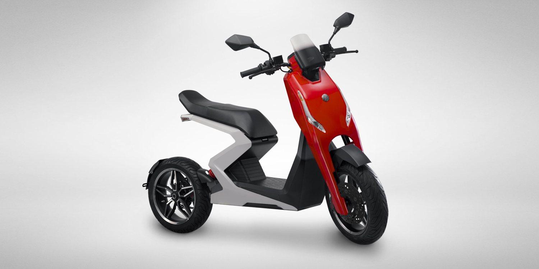 Zapp I300 El Nuevo Scooter El 233 Ctrico Motor Y Racing