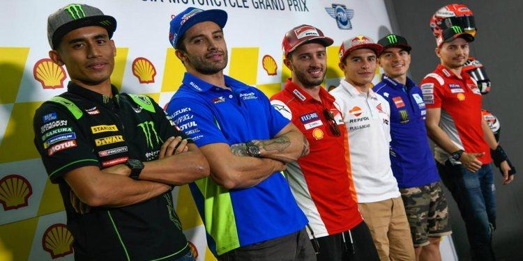 Rueda de prensa del Gran Premio de Malasia 2018