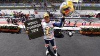 Martín gana en Sepang y se proclama campeón del mundo de Moto3