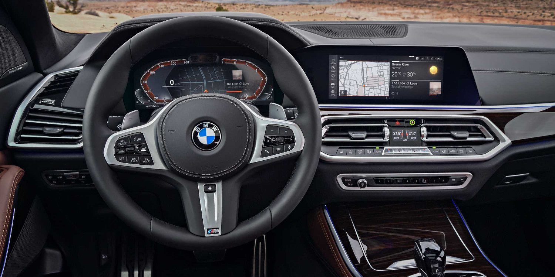 BMW presenta su novedoso Live Cockpit