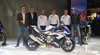 Sykes y Reiterberger, pilotos de BMW y SMR de 2019