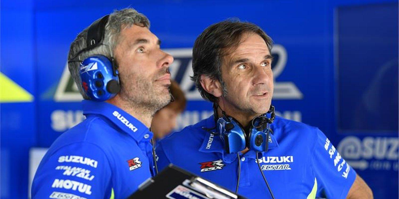 """Davide Brivio: """"Es fruto de la frustración de Iannone"""""""