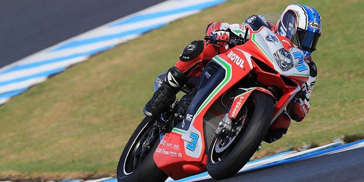 MV Agusta podría estar en Supersport en 2019