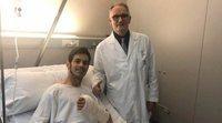 La operación de Jordi Torres ha sido un éxito