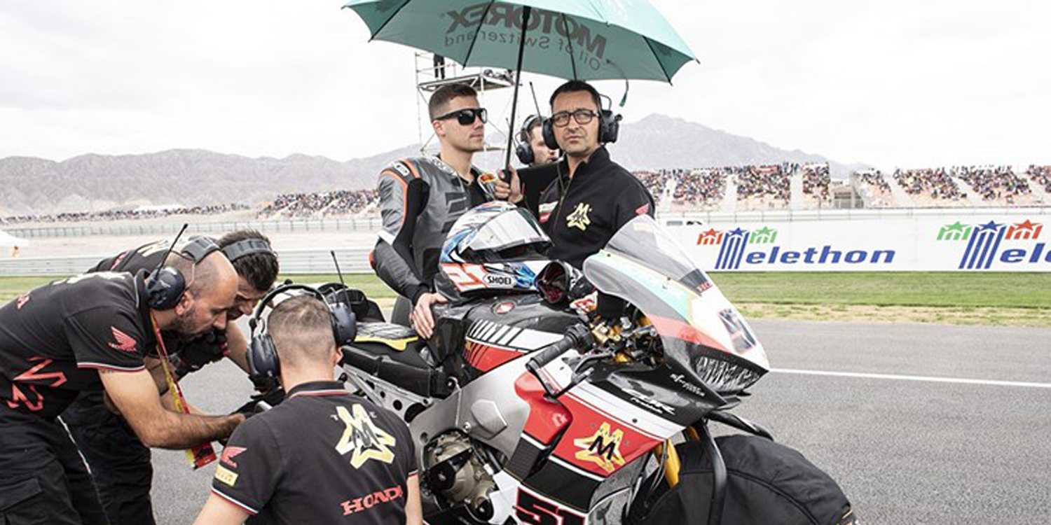 Triple-M Honda no estará en la parrilla de Superbikes en 2019