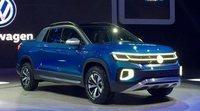En Brasil ya conocieron el nuevo Volkswagen Tarok Concept