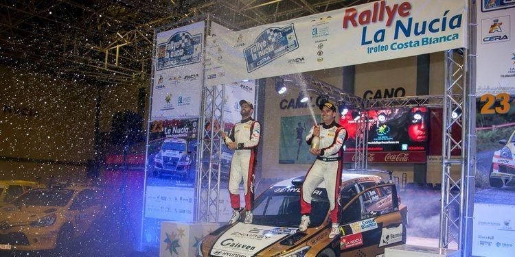 Previa Rally de La Nucía 2018: el título está que arde