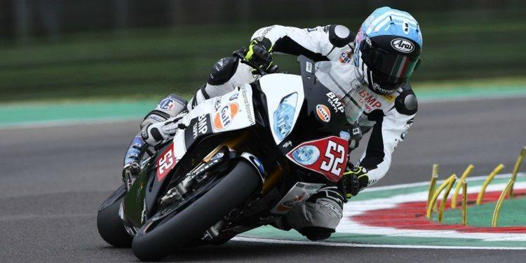 Alessandro Delbianco correrá en WorldSBK con una Honda