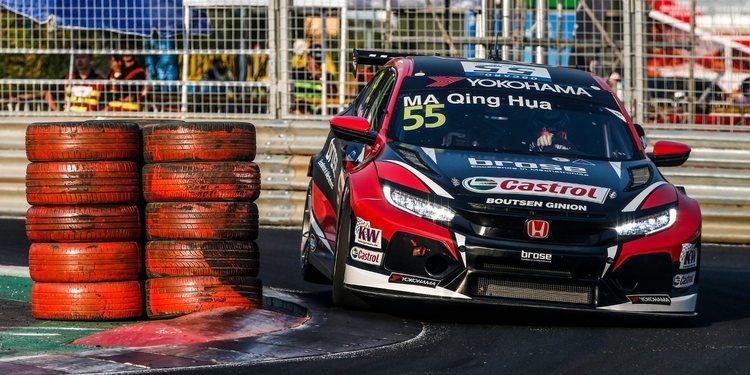 Boutsen Ginion Racing completa su alineación para Macao