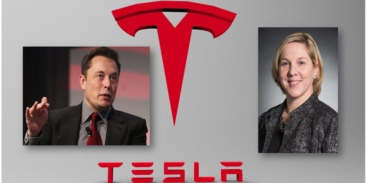 Tesla consiguió el reemplazo de Elon Musk