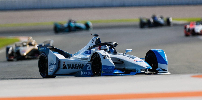 La Fórmula E sigue despertando interés