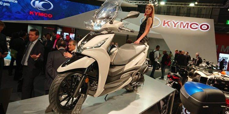 Nuevo Kymco Agility 300 2019