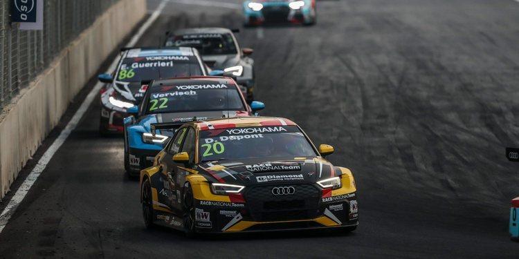 Audi Sport confirma sus planes para el WTCR 2019