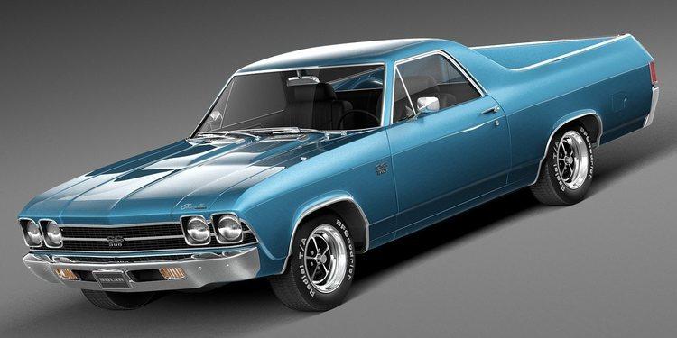 Historia del Chevrolet El Camino, segunda parte