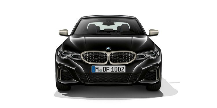 BMW presentará el M340i 2020