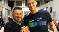 Lorenzo Savadori completa el Team Trentino Gresini