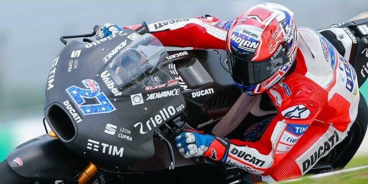 Casey Stoner no continuará como probador de Ducati