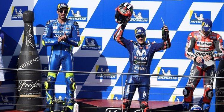"""Maverick Viñales: """"La moto es competitiva"""""""