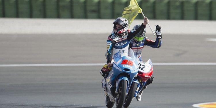Mirada al pasado: Maverick Viñales, Campeón del Mundo de Moto 3