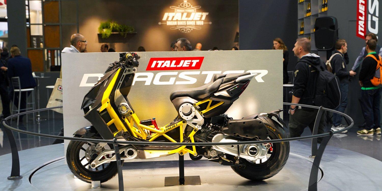Llega el Italjet Dragster 125 y 200 2019