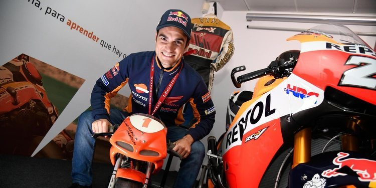 Dani Pedrosa ya es una Leyenda de MotoGP