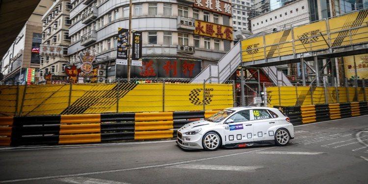 "Yvan Muller: ""Siempre se puede ser mejor en Macao"""