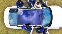 Hyundai y la utilización de techos solares