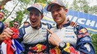 Sébastien Ogier y Julien Ingrassia, campeones del mundo de rallys 2018
