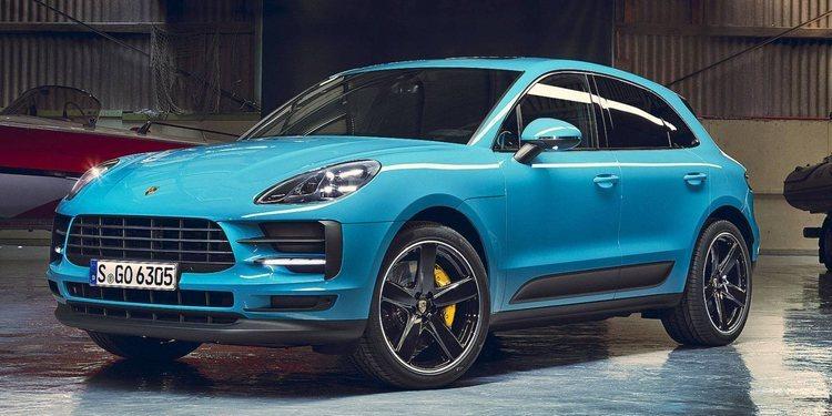 Porsche presentó el modelo Macan 2019