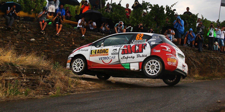 Enrico Brazzoli y Luca Beltrame, últimos campeones mundiales del WRC 3