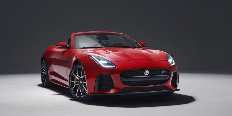 Jaguar anunció la llegada del F-Type eléctrico para 2021