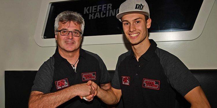 Lukas Tulovic llega a un acuerdo con el Kiefer Racing