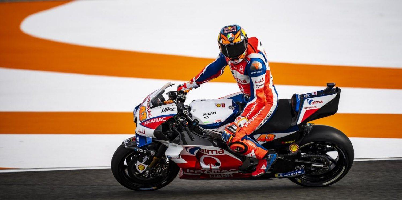 """Miller sobre su nueva Ducati: """"La GP19 es una moto extraordinaria"""""""