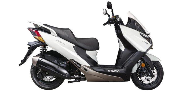 Llega el Kymco X Town CT 125 2019