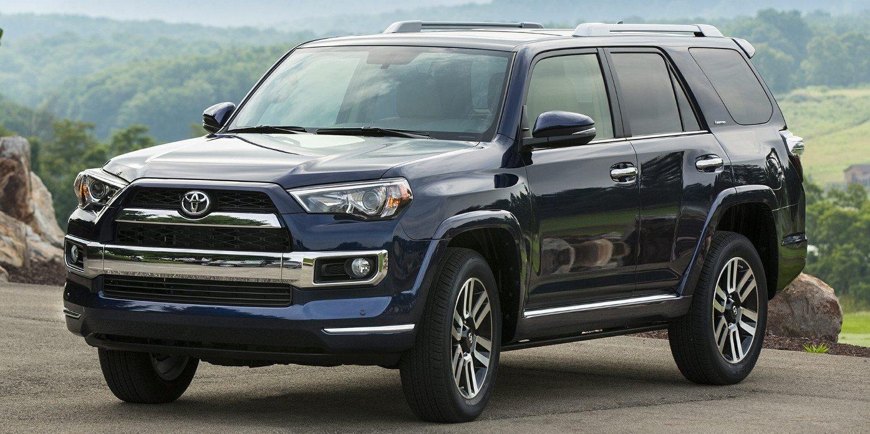 Te presentamos la nueva Toyota 4Runner 2019
