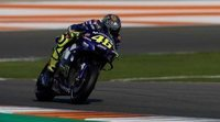 "Valentino Rossi: ""Será interesante probar en Jerez"""