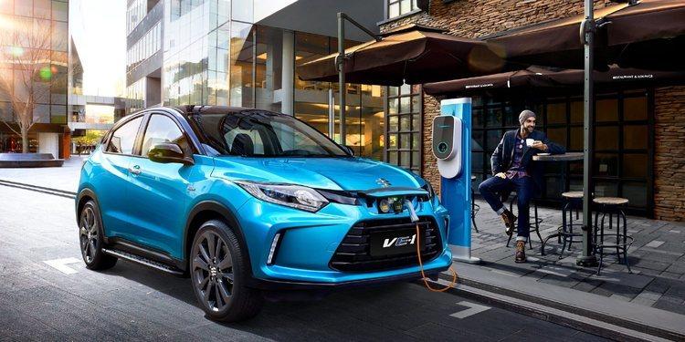 Honda presenta el Everus VE-1