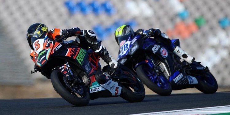 El equipo KTM-Fortron Racing abandona el mundial de Supersport 300