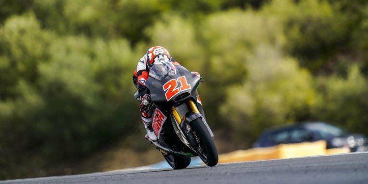 """Fabio Di Giannantonio: """"La sensación con la moto es increíble"""""""