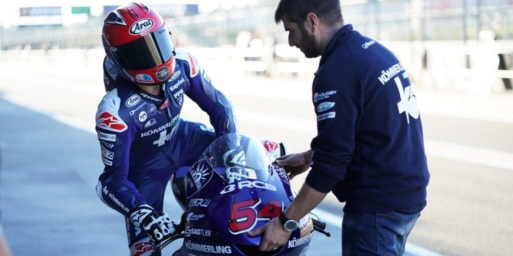 "Riccardo Rossi: ""Unos test muy positivos"""