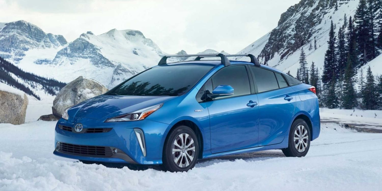 Nuevo Toyota Prius 2019 estrena tracción total